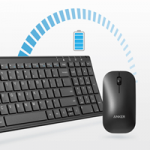 Wireless Keyboard and Mouse Combo By Anker