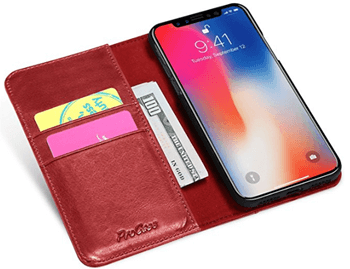 Procase Genuine Leather Case