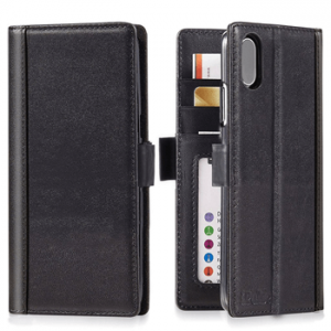 iPulse Full Grain Leather Wallet Case