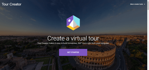 Best Free Online Virtual Tour Creator By Google