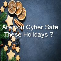 cyber safe holidays