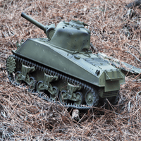 5 Features to Look for in a Remote Controlled Tank