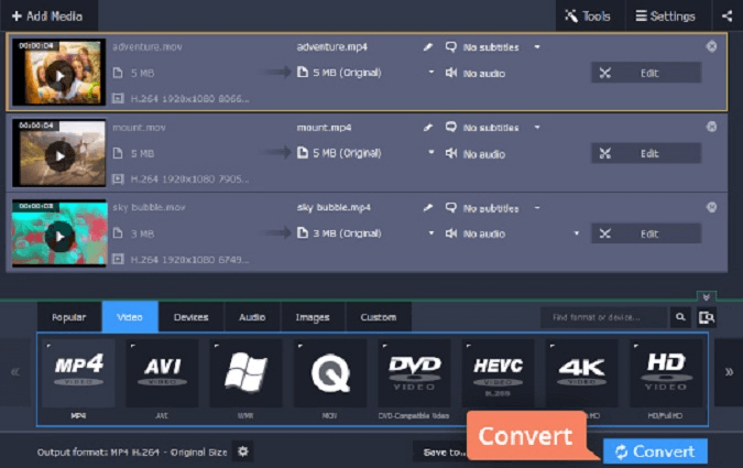 How to Choose the Right Format to Encode Videos