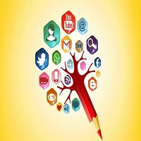 social media traffic to B2B