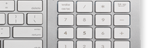 Bluetooth Based Keypad Plus Calculator iCalc Designed For Apple Wireless Keyboard